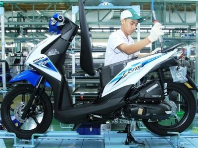 All New Honda BeAT, Motor Honda Terlaris di Yogyakarta