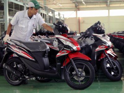 Honda Bantah Akan Hentikan Produksi Skutik Spacy Helm in