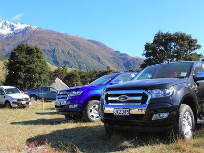 Ford Yakin New Ranger Menangkan Persaingan Double Cabin