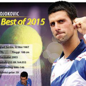 Yang Terbaik dari Novak Djokovic