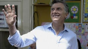 Mauricio Macri Menangi Pemilu Presiden Argentina