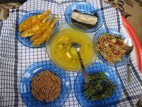 Pesta Makan Bedulang dari Belitung