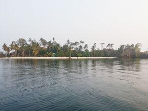 Jaam, Pulau Penjaga Hiu di Raja Ampat