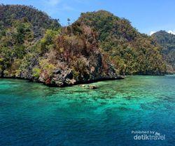 Sombori, Kepulauan Perawan yang Tersembunyi di Morowali
