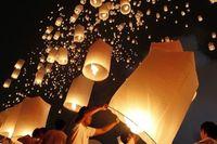 Festival Ini Batalkan 150 Penerbangan di Thailand Utara