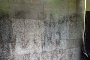 Grafiti Anti Katolik di Melbourne Sebut Nama Kardinal George Pell