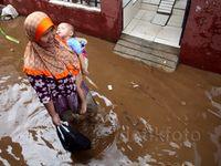 Kampung Pulo Terendam Banjir