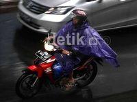 Musim Hujan, Periksa Komponen pada Sepeda Motor