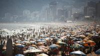 Badan Meteorologi Dunia: Tahun 2015 Kemungkinan Tahun Terpanas