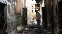 AS Mengakui Salah Membom Klinik MSF di Kunduz
