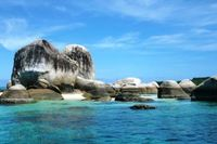 Pesona Keindahan Bangka Belitung, Bumi Laskar Pelangi