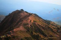 Terpikat Kecantikan Gunung Rinjani di Lombok