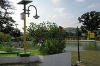 Taman Sri Deli, Peninggalan Kesultanan Deli di Medan