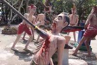 Berani Datang ke Taman Neraka di Thailand?