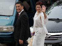 Sejumlah Tokoh Hadiri Pemberkatan Putri Novanto