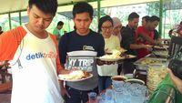 Spesial! Piknik detikTravel Jadi Kemping Pertama di Kampung Pandu
