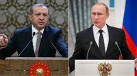 Rusia Perkuat Pertahanan Antipesawat di Suriah