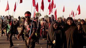 Prosesi Ritual Kaum Syiah Nigeria Diserang Bom Bunuh Diri