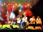 Kunto Aji Sihir Lautan Jomblo Histeris di Jazz Traffic Surabaya