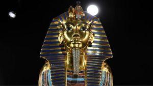 Diyakini Ada Ruangan Tersembunyi di Makam Raja Tutankhamun