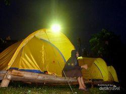 Camping Ground & Aneka Fasilitas Keren di Kampung Pandu, Bogor