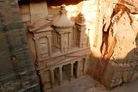 'Ngidam' ke Petra? Coba Jelajahi Dulu Via Google Street View