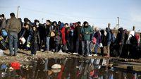 Uni Eropa dan Turki Teken Kesepakatan Bendung Imigran