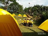 Piknik Kece Bareng detikTravel di Kampung Pandu, Bogor
