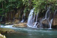 Kecantikan Air Terjun Tetewa yang Tersembunyi di Sultra