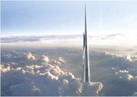 Menara Tertinggi di Dunia Bakal Ada di Arab Saudi