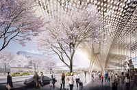 Keren! Ini Desain Baru Terminal 3 Bandara Taoyuan Taipei