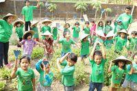 Elianor Gerrard Ingin Wujudkan Pusat Sayur dan Buah di Yogyakarta