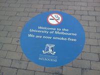 Universitas Melbourne Berlakukan Larangan Merokok Total di Kampus