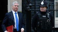 Menhan Fallon: Inggris Sudah Menjadi Sasaran ISIS