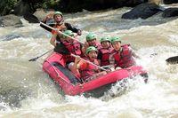 Arung Jeram di Sungai Citarik, Seru Banget!