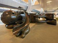 Pameran Seni? Bukan, Ini Bandara di Qatar