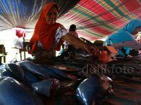 Pasar Unik Desa Ratatotok Manado