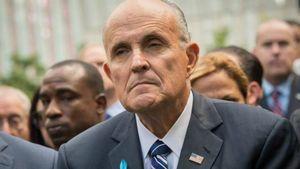 Eks Wali Kota New York: Ada yang Bersorak Saat Serangan 11 September