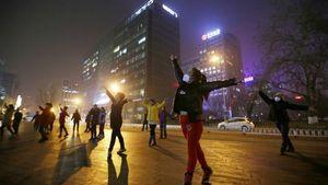 Sekolah dan Konstruksi di Beijing Ditutup karena Polusi Tingkat Tinggi