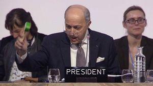Konferensi Perubahan Iklim Capai Kesepakatan Bersejarah