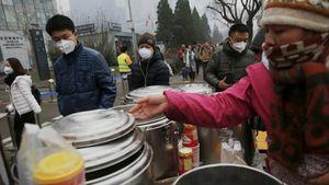 Pelanggan Restoran di China Dipungut Biaya Pembersihan Udara