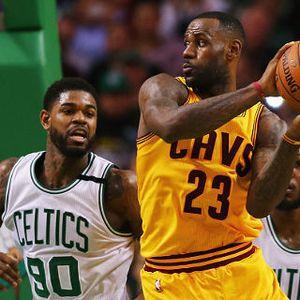 James 24 Poin, Cavs Bekuk Celtics