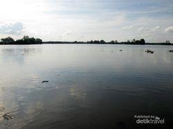 Bukan Toba, Ini Danau Siombak di Dekat Kota Medan