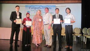 6 Peneliti Muda RI Raih Penghargaan Bidang Kimia di Hawaii