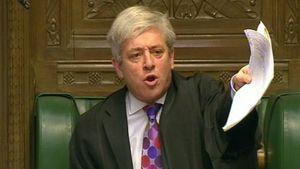 Gaji Ketua DPR Inggris Lebih Tinggi dari PM Cameron