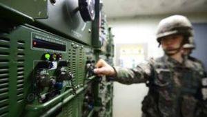 Perang Speaker Korea Selatan dan Korea Utara