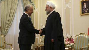 IAEA Menyatakan Iran Siap Meningkatkan Kerja Sama