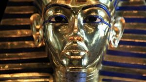Pegawai Museum Mesir Hadapi Dakwaan Kasus Janggut Tutankhamun