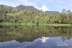 Keindahan Tersembunyi di Hulu Sungai Citarum