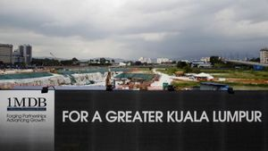 Uang Rp 54 Triliun Kemungkinan Diselewengkan dari 1MDB Malaysia